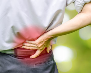 Chiropractic for back pain